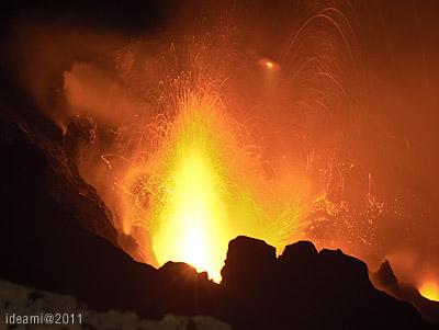 Travel Photo Workshop Volcanoe Photo